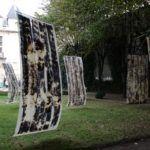 Bibliothèque Historique de la Ville de paris, jardin