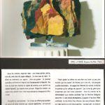 Livres : extrait du texte de G.Gennari
